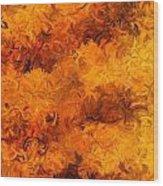 Modern Abstract Xxviii Wood Print