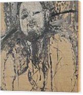 Modigliani, Amedeo 1884-1920. Diego Wood Print