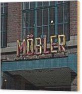 Moebler Wood Print