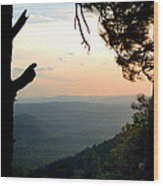 Mogollon Rim 27323 Wood Print