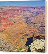 Mohave Pt. Grand Canyon Wood Print