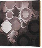 Mojo Synchronicity Wood Print