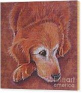 Mollie Wood Print