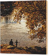 Moments To Remember Wood Print