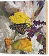 Monarch Vertical...   # Wood Print