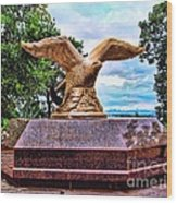 Monmouth County 9/11 Memorial Wood Print