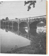 Monocacy Aqueduct, 1892 Wood Print