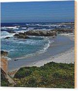 Monterey-1 Wood Print