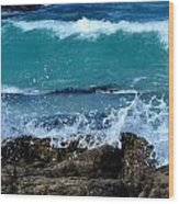 Monterey-3 Wood Print