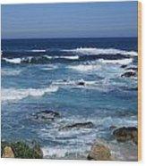 Monterey-9 Wood Print