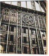 Montreal Rm En Couleur Wood Print