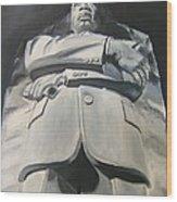 Monumental King Wood Print