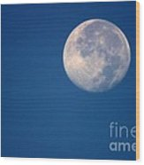 Moon1928 Wood Print