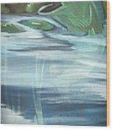 Moonshine Bass Wood Print