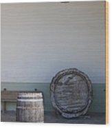 Moonshine... Wood Print
