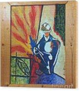 Morakaba Wood Print