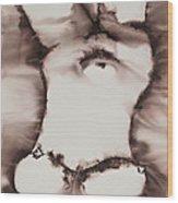 More Than Series No. 1397 Wood Print