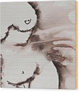 More Than Series No. 1398 Wood Print