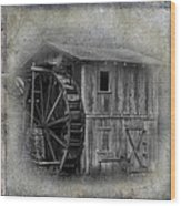 Morgan's Mill Wood Print