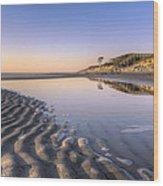 Morning On Jekyll Island Wood Print