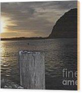 Morro Bay - California Wood Print