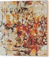 Mosaic 0259 Marucii Wood Print