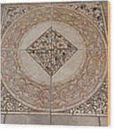 Mosaic Works Wood Print