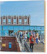 Moscow Kremlin Tour - 02 Of 70 Wood Print