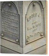 Moses J Wood Print