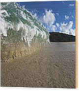 Moses Wave Wood Print