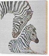 Motherly Love Wood Print
