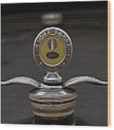 Motometer Wood Print