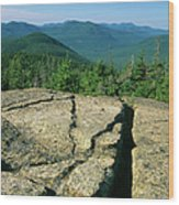Mount Crawford - White Mountains New Hampshire  Wood Print
