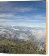 Mount Diablo State Park Wood Print