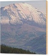 Mount Saint Helens Spirit Wood Print