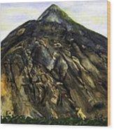 Mount Teide Tenerife  Wood Print