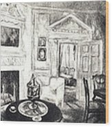 Mount Vernon Original Wood Print