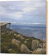 Mount Wellington Tasmania Wood Print