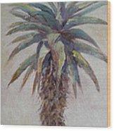 Mountain Aloe Wood Print