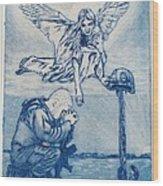 Mourning's Light II Wood Print