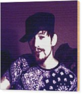 Moveonart Thewaywewere Wood Print