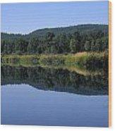 Moyie Lake Wood Print