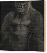 Mr. Big Wood Print