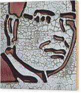 Mr Joe Wood Print