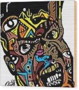 Mr.khem Wood Print