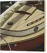Ms 7810 Kh-nantucket Massachusetts Series 03 Wood Print
