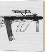 Msar Stg-556 Wood Print