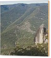 Mt Gilbrator Np - The Pinnicals Wood Print