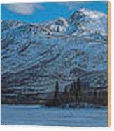 Mt. Healy Wood Print
