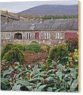 Mt Melleray Abbey  Wood Print